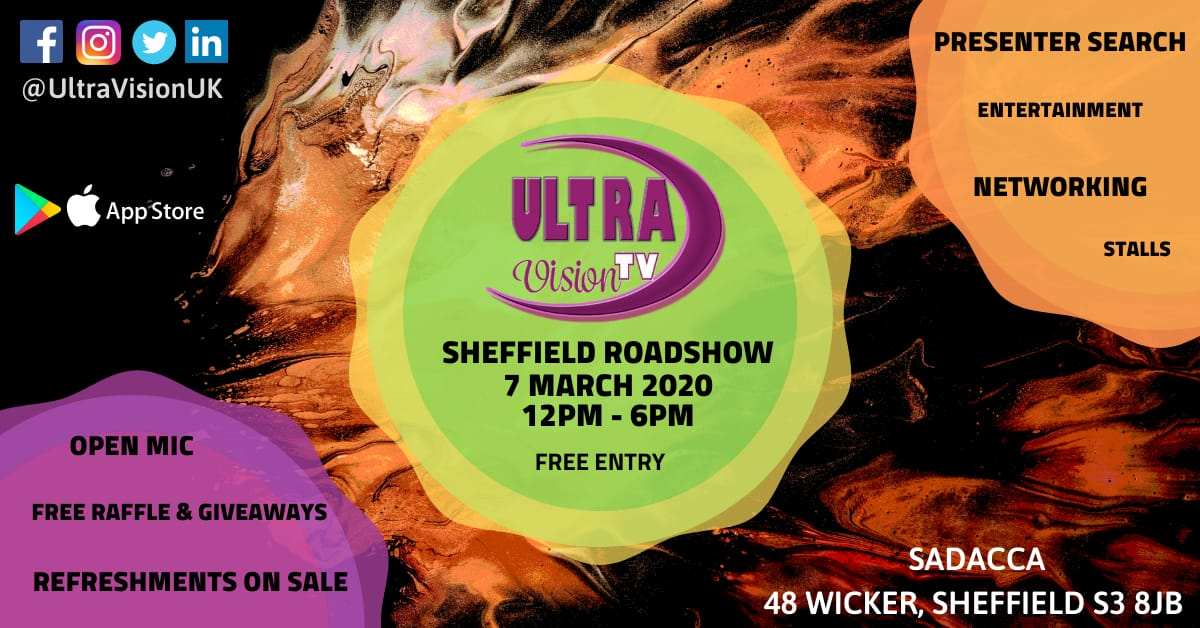 Sheffield Road Show – March 7th 2020
