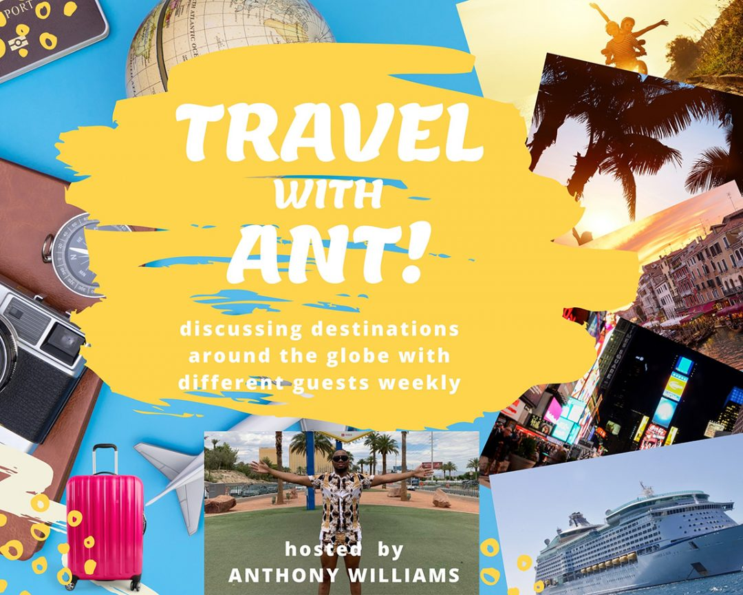 Travel With Ant