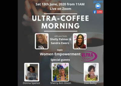 Ultra Coffee Morning